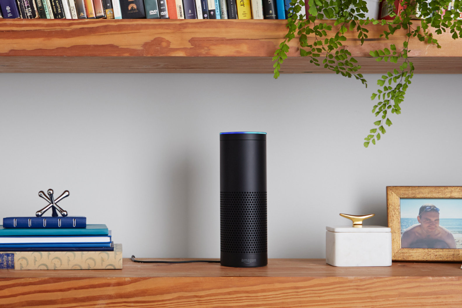 Amazon Echo – Alexa-enabled device