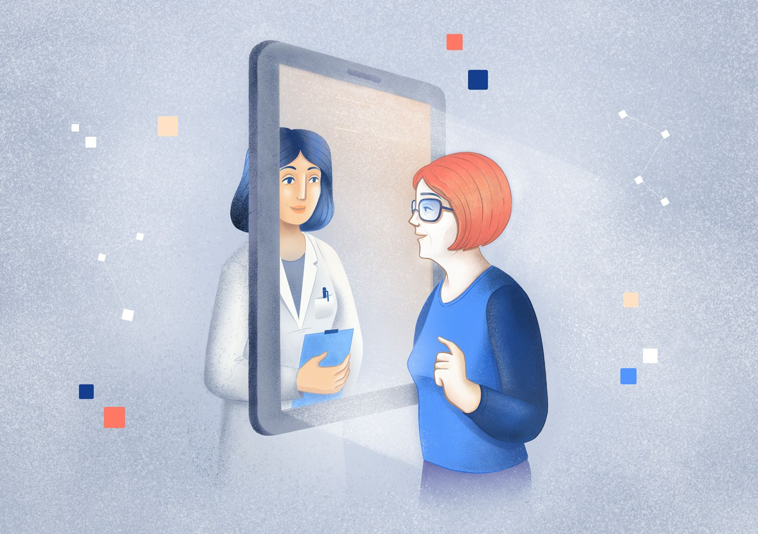 Digital front door is a strategy designed to engage patients at specific touchpoints of their health journey.