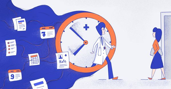 How to maximize time spent with patients using automation
