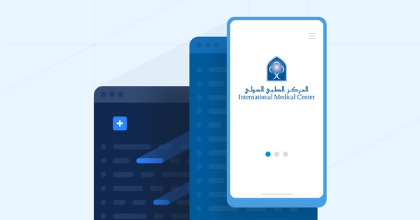 International Medical Center, a hospital's symptom checker as a gateway for new patients
